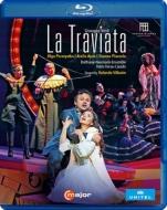 『椿姫』全曲 ヴィラゾン演出、パブロ・エラス=カサド&バルタザール=ノイマン・アンサンブル、ペレチャトコ、アヤン、他(2015 ステレオ)
