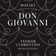 『ドン・ジョヴァンニ』全曲 テオドール・クルレンツィス&ムジカエテルナ、ディミトリス・ティリアコス、カリーナ・ゴーヴァン、他(2015 ステレオ)(3CD)