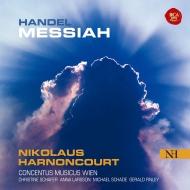 『メサイア』 ニコラウス・アーノンクール&ウィーン・コンツェントゥス・ムジクス(2004)(2CD)