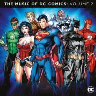 Music Of Dc Comics: Volume 2 (2LP)(180グラム重量盤)