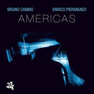 『アメリカス〜2台ピアノのための作品集〜コープランド:キューバ舞曲、ガーシュウィン:アイ・ガット・リズム変奏曲、他』 エンリコ・ピエラヌンツィ、ブルーノ・カニーノ