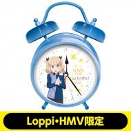 オリジナルボイス入り目覚まし時計(飯島 ゆん)【Loppi・HMV限定】