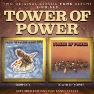Bump City / Tower Of Power (Expanded)
