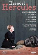 Hercules: Bondy Christie / Les Arts Florissants Shimell Didonato Bohlin