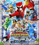 スーパー戦隊シリーズ::動物戦隊ジュウオウジャー Blu-ray COLLECTION 3