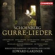 グレの歌 エドワード・ガードナー&ベルゲン・フィル、オルフェイ・ドレンガル、他(2SACD)
