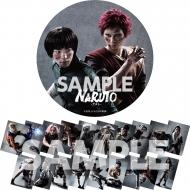 ブロマイド全部セット(特典缶バッジ:我愛羅&ロック・リー) / ライブ・スペクタクル「NARUTO-ナルト-」