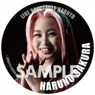 缶バッジ(春野サクラ) / ライブ・スペクタクル「NARUTO-ナルト-」