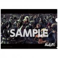 クリアファイル(全員Ver.) / ライブ・スペクタクル「NARUTO-ナルト-」