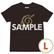 Tシャツ(ブラック)【メンズL】 / ライブ・スペクタクル「NARUTO-ナルト-」