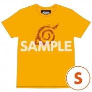 Tシャツ(オレンジ)【メンズS】 / ライブ・スペクタクル「NARUTO-ナルト-」