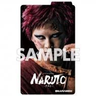 ICカードステッカー(我愛羅) / ライブ・スペクタクル「NARUTO-ナルト-」