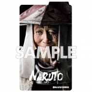 ICカードステッカー(三代目火影) / ライブ・スペクタクル「NARUTO-ナルト-」