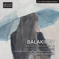 ピアノ作品全集第3集 ニコラス・ウォーカー
