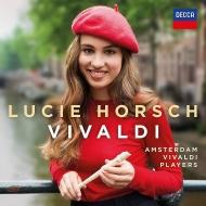 リコーダー協奏曲集 ルーシー・ホルシュ、アムステルダム・ヴィヴァルディ・プレーヤーズ