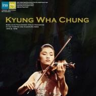 ヴァイオリン協奏曲(チャイコフスキー、シベリウス):キョンファ、デュトワ指揮、他&フランス国立放送管弦楽団 (2枚組/180グラム重量盤レコード/Spectrum Sound)