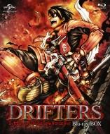 DRIFTERS Blu-ray BOX〈特装限定生産〉