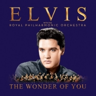 Wonder Of You: Elvis Presley With The Royal: Philharmonic Orchestra (+2LP)(Deluxe Edition)(限定盤)