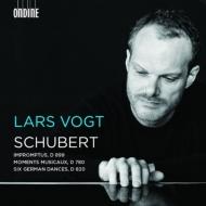 即興曲集、楽興の時、6つのドイツ舞曲 ラルス・フォークト