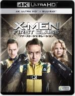 X-MEN:ファースト・ジェネレーション<4K ULTRA HD + 2Dブルーレイ/2枚組> Blu-Ray
