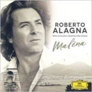 『マレーナ〜新旧のシチリアとナポリを歌う』 ロベルト・アラーニャ