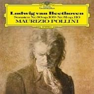 ピアノ・ソナタ第30番、第31番:マウリツィオ・ポリーニ(ピアノ)(180グラム重量盤レコード)