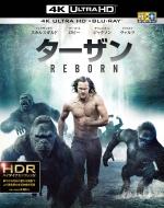 【初回仕様】ターザン:REBORN <4K ULTRA HD&3D&2Dブルーレイセット>(3枚組/デジタルコピー付)