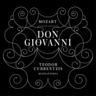ドン・ジョヴァンニ:ディミトリス・ティリアコス(バリトン)、テオドール・クルレンツィス指揮&ムジカエテルナ、他 (4枚組/180グラム重量盤レコード/Sony Classical)