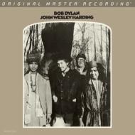 John Wesley Harding (高音質盤/モノラル/45回転盤/2枚組/180グラム重量盤レコード/Mobile Fidelity)