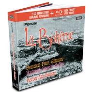 『ボエーム』全曲 ヘルベルト・フォン・カラヤン&ベルリン・フィル、ルチアーノ・パヴァロッティ、ミレッラ・フレーニ(1972 ステレオ)(2CD+ブルーレイ・オーディオ)