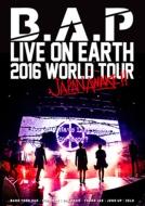 B.A.P LIVE ON EARTH 2016 WORLD TOUR JAPAN AWAKE!! (DVD)