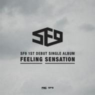 1st Debut Single Album: Feeling Sensation
