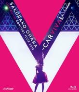 大原櫻子 LIVE Blu-ray CONCERT TOUR 2016 〜CARVIVAL〜at 日本武道館 【限定予約特典「carvival宝くじ」付きライブフォトカード付き】