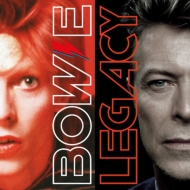 LEGACY 〜THE VERY BEST OF DAVID BOWIE〜(2CD)