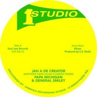 Jah A De Creator / Rebel Disco (アナログレコード/Soul Jazz)