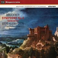 交響曲第4番「ロマンティック」:オットー・クレンペラー指揮&フィルハーモニア管弦楽団 (180グラム重量盤レコード/Hi-Q Records Supercuts)
