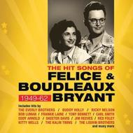 Hit Songs Of Felice & Boudleaux Bryant 1949-1962   HMV&BOOKS online -  ADDCD3185