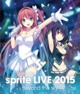 sprite LIVE 2015 -Beyond the sky -Blu-ray
