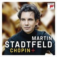 ショパン:24の練習曲、シュタットフェルト:10の即興 マルティン・シュタットフェルト