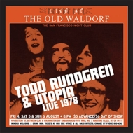 Live: The Old Waldorf 1978