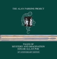 Tales Of Mystery And Imagination: 40th Anniversary Edition (3CD+Blu-ray+2LP)