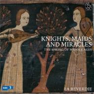 『中世の騎士道、女声、そして祈り』 ラ・レヴェルディ(5CD)