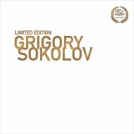パルティータ第2番、イギリス組曲第2番:グリゴリー・ソコロフ(ピアノ)(アナログレコード/Melodiya)