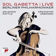 Cello Concerto: Gabetta(Vc)Rattle / Bpo +martinu: Concerto, 1, : Urbanski /