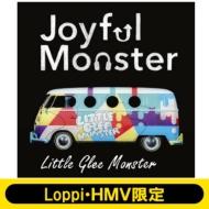 Joyful Monster 【通常盤】(CD+Cover CD)《Loppi・HMV限定セット : Little Glee Monsterラバーキーホルダー付き》