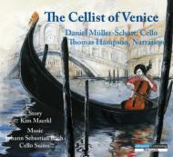 The Cellist Of Venice: Hampson(Narr)Muller-schott(Vc)