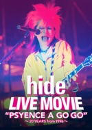 """LIVE MOVIE """"PSYENCE A GO GO""""〜20YEARS from 1996〜(DVD)"""