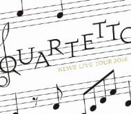 NEWS LIVE TOUR 2016 QUARTETTO 【初回盤】(Blu-ray)