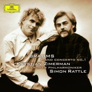 Piano Concerto No.1 : Krystian Zimerman(P)Simon Rattle / Berlin Philharmonic