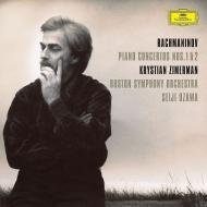 ピアノ協奏曲第2番、第1番:クリスティアン・ツィマーマン(ピアノ)、小澤征爾 指揮&ボストン交響楽団 (2枚組/180グラム重量盤レコード)